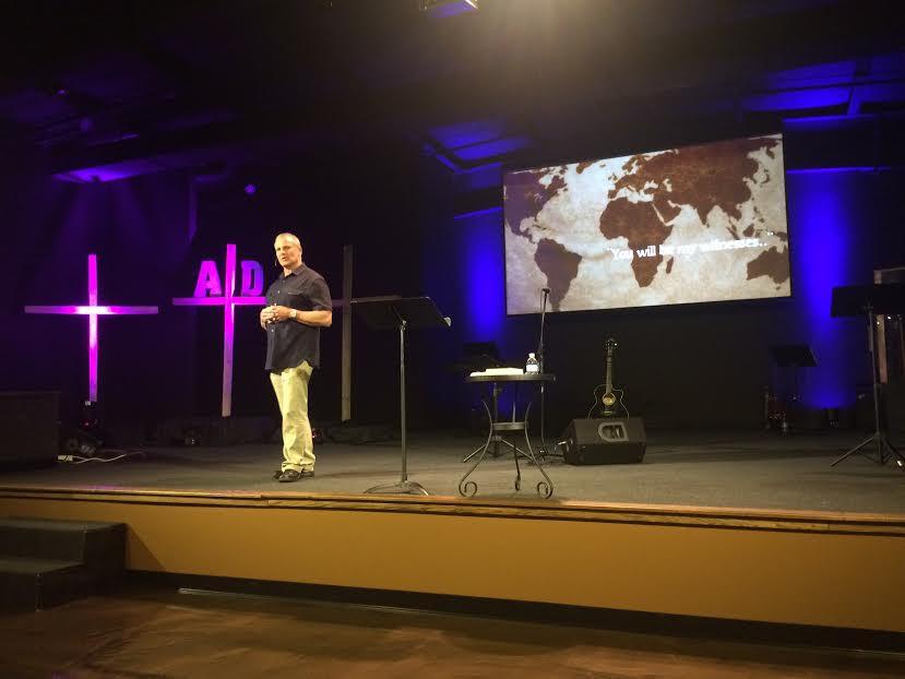 Guard the Heart Ministries Pastor Rod Lott Preaching
